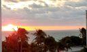 Sunrise from Oceanfront Terrace