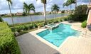 Sedona Pool with view