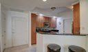 Kitchen & Entry Door