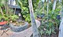 Lush Landscaped Yard