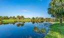 Sweeping Lake & Preserve Views