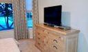 Bedroom 1 with Flat Screen TV