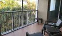 Screened Balcony