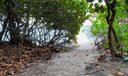 Jupiter Beach walkway