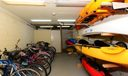 sandpointe bay kayak bike storage