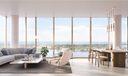 Residence E Living Room