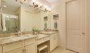 Seamless Shower, large closet