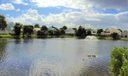 barclay club lake looking at back of hom