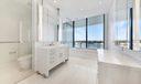 Master Bath/Hers