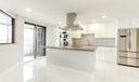 new kitchen with center island