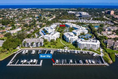 1023 Bay Colony Drive S #with 40' Boat Slip 1