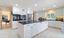 Wide Open Kitchen Layout