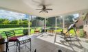 Open & Airy Screened Patio