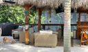 Tiki Hut wet bar and Frig*Gas grill