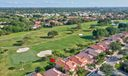 GOLF COURSE LOCATION AERIAL