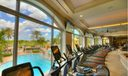 Mirasol Fitness Center Pool View