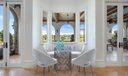 Virtually Staged  Breakfast Nook