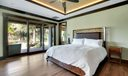 Tennis Pavilion Bedroom
