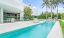 60' Heated pool