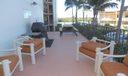 Ocean Villas Grill area