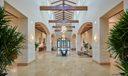 Grand Lobby - Rear Entrance