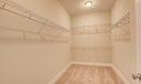 2nd master bedroom closet