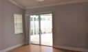 Master Bedroom Patio View