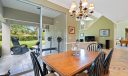155 N River Dr breakfast nook to patio a