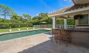 155 N River Dr pool and outdoor kitchen