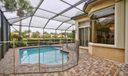 Pool / Screened Backyard