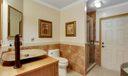 1st floor Complete Guest Bath