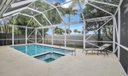 Screened Patio/Pool Area