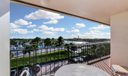 Southern Exposure Balcony