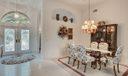 Foyer/Dining