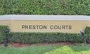 Preston sign