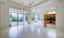 Family room/kitchen area