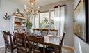 dining room 54 Via