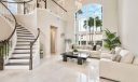Staircase/Living Room