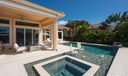 Saltwater Pool & Spa
