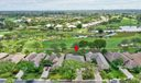 AERIAL HOME AND GOLF COURSE