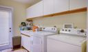 SEPARATE LAUNDRY ROOM INSIDE