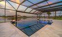 Oversized Salt Pool & Spa