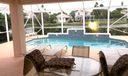 507 Eagleton Cove Trace - Patio and Pool