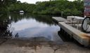 Boat Ramp and Fish Cleaning Table