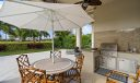 COVERED LOGGIA WITH SUMMER KITCHEN