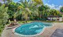 Tropical Salt Water Pool