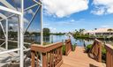 3309 Bridgegate Dr Dock and Water View