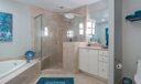 Expansive Master Bath