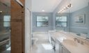 Master Bath w/ Separate Tub & Shower