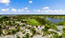 Aerial of Resort Villas